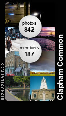 Clapham Common. Get yours at bighugelabs.com/flickr