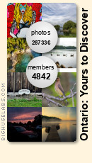 Ontario: Yours to Discover. Get yours at bighugelabs.com/flickr