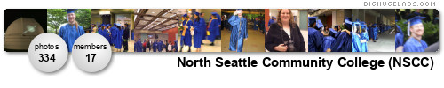 North Seattle Community College (NSCC). Get yours at flagrantdisregard.com/flickr