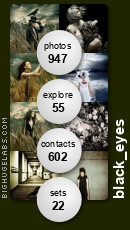 black_eyes. Get yours at bighugelabs.com/flickr
