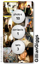 GillianGiggs. Get yours at bighugelabs.com